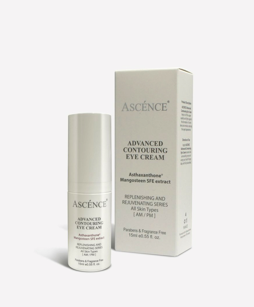 Ascence Advanced Contouring Eye Cream - 15ml