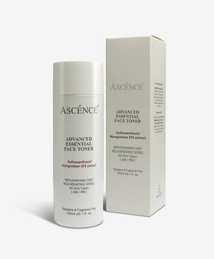 Ascence Advanced Essential Face Toner - 150ml
